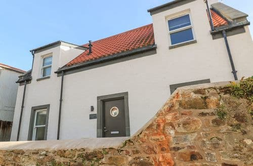 Big Cottages - Exquisite Crail Cottage S125295