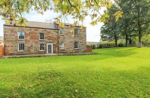 Last Minute Cottages - Godscroft Hall