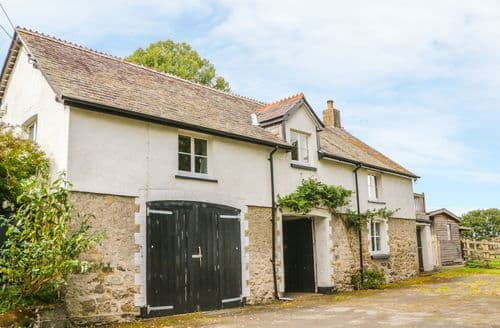 Last Minute Cottages - Gorgeous Gidleigh Cottage S122003