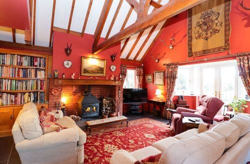 Last Minute Cottages - The West Wing