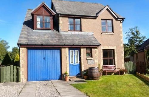 Last Minute Cottages - Quaint Aviemore Cottage S40948