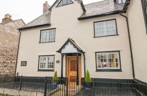 Last Minute Cottages - Charming Ruthin Cottage S134165