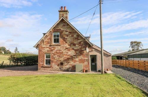 Last Minute Cottages - Delightful Jedburgh Cottage S122693