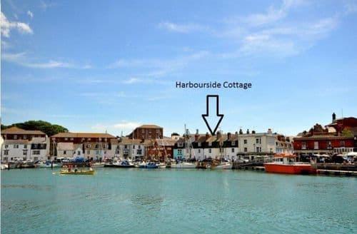 Last Minute Cottages - Harbourside Cottage