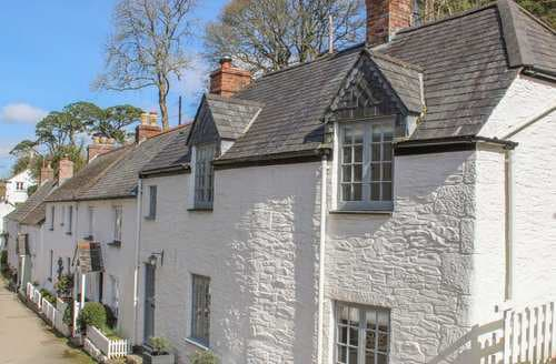 Last Minute Cottages - Excellent Helford Cottage S126298
