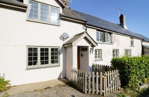 Last Minute Cottages - Beautiful North Bovey Cottage S133400