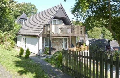 Last Minute Cottages - Charming Gunnislake Cottage S133801