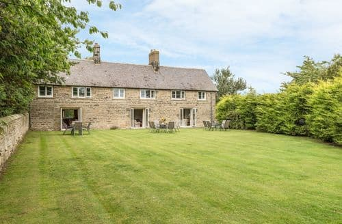 Big Cottages - Charming Alnwick Cottage S2998