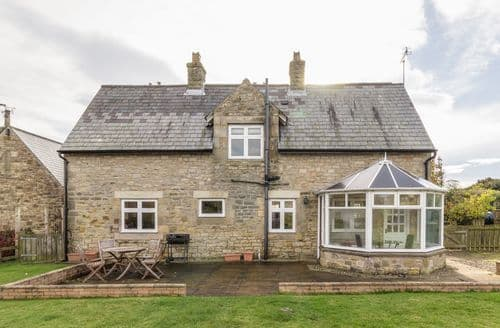 Last Minute Cottages - The Annexe, Eastfield Hall