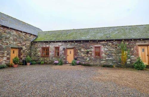 Last Minute Cottages - Luxury Milton Cottage S73039