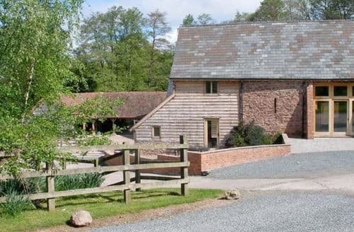 Last Minute Cottages - Lovely Hereford Barn S2177