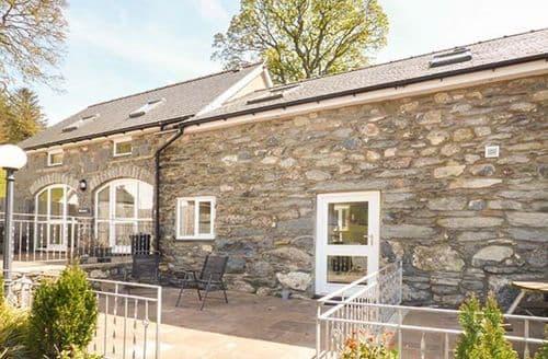 Last Minute Cottages - Luxury Llandderfel Cottage S50017