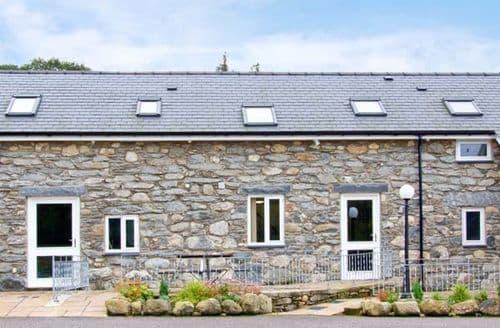 Last Minute Cottages - Cosy Bala Cottage S5867