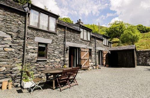Big Cottages - Tasteful Tywyn Granary S5239