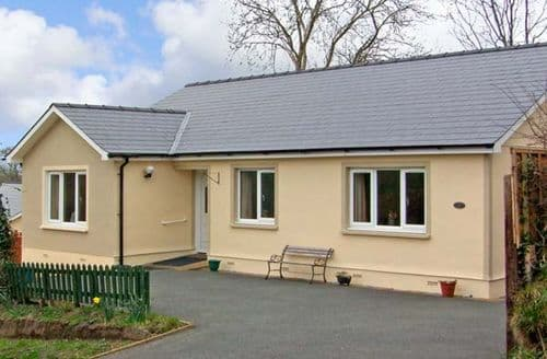 Big Cottages - Exquisite Narberth Dewi S5473