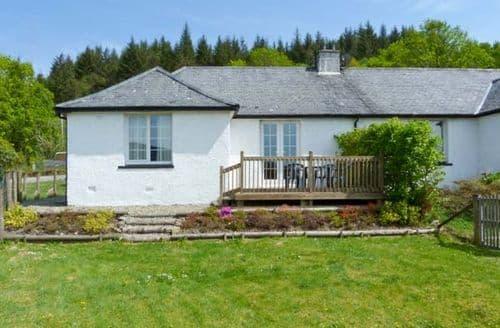 Last Minute Cottages - Quaint Dalmally Way S4793