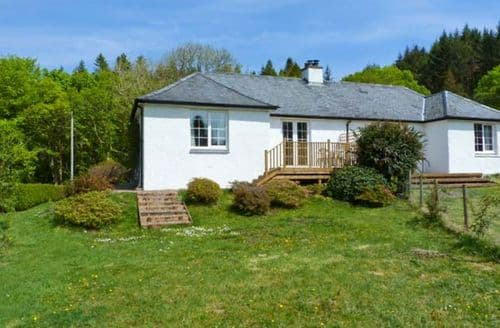 Last Minute Cottages - Wonderful Dalmally Cottage S5635