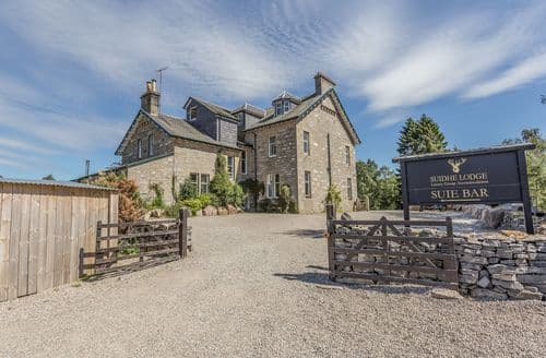 Big Cottages - Excellent Kingussie Lodge S5965