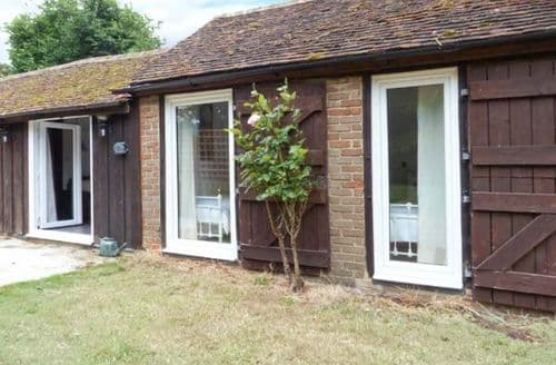 Last Minute Cottages - Shepherd's Farm Cottage