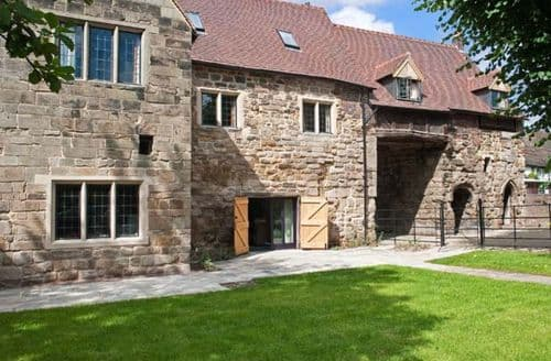 Last Minute Cottages - Gatehouse Croft