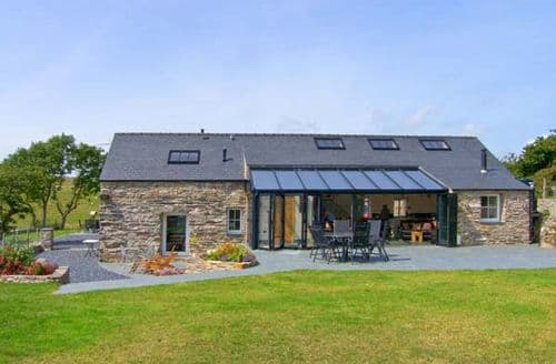 Last Minute Cottages - Splendid Porthmadog Barn S6221