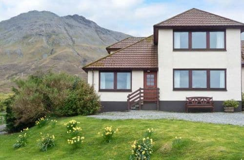 Last Minute Cottages - Luxury Isle Of Skye Rental S6557