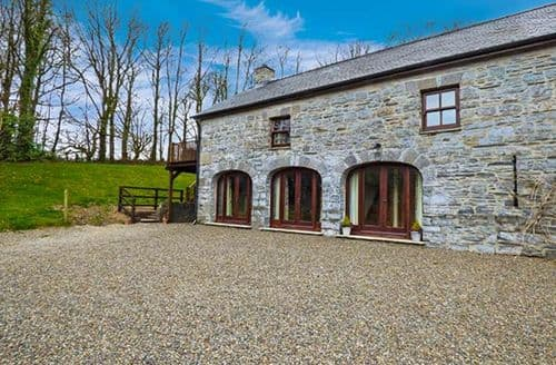 Last Minute Cottages - Attractive Llanddewi Velfrey Rental S26000