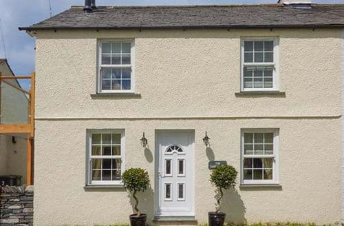 Last Minute Cottages - Adorable Torver Apartment S37254