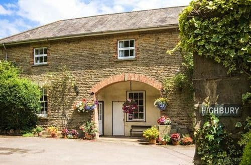 Last Minute Cottages - Stunning Lydney Apartment S37115