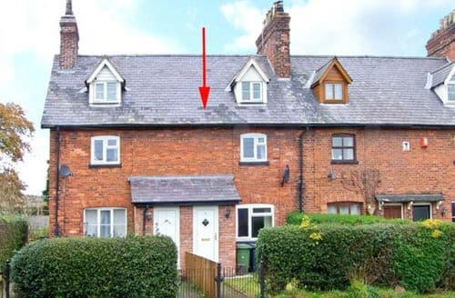 Last Minute Cottages - Splendid Tarporley Cottages S5828