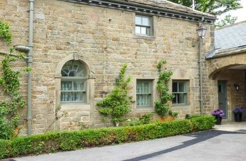 Last Minute Cottages - Exquisite Ashover Cottage S39652