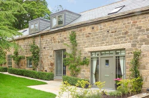 Last Minute Cottages - Luxury Ashover Cottage S39657