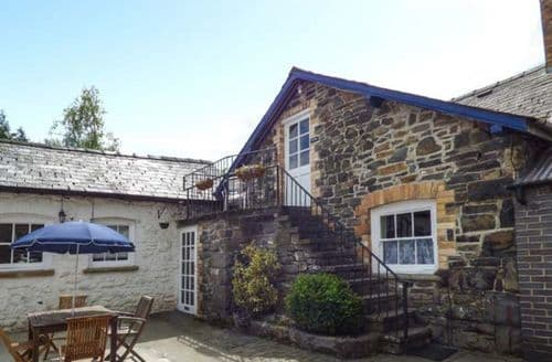 Last Minute Cottages - The Wye