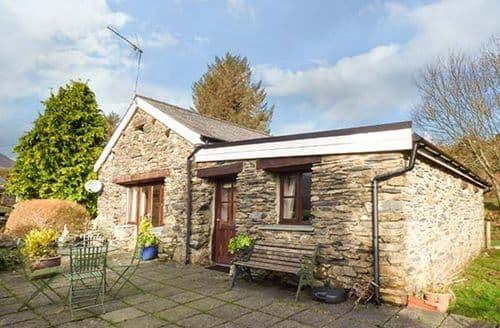 Last Minute Cottages - Bwythyn Y Wennol