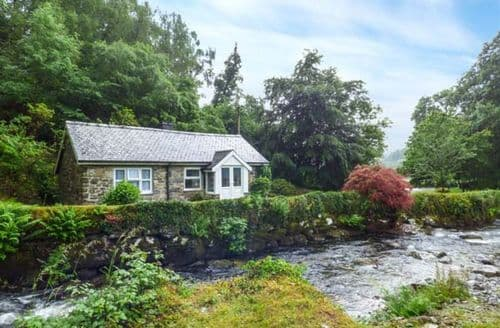 Last Minute Cottages - Attractive Penmaenpool Cottage S50343