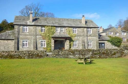 Last Minute Cottages - Beautiful Near Sawrey Apartment S50267