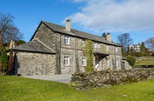 Last Minute Cottages - Splendid Near Sawrey Apartment S50270