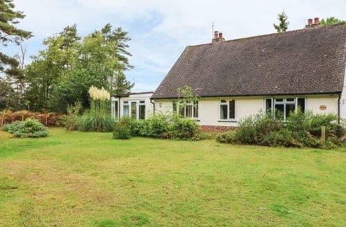 Last Minute Cottages - The Rowans