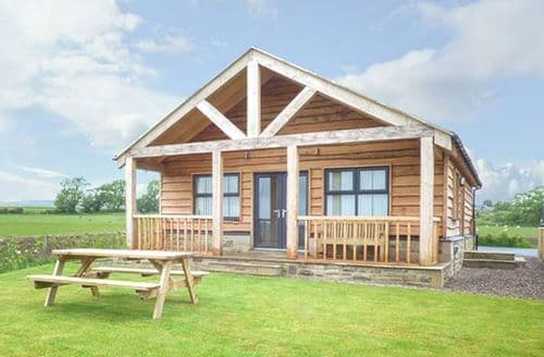 Last Minute Cottages - Splendid Longframlington Lodge S59482