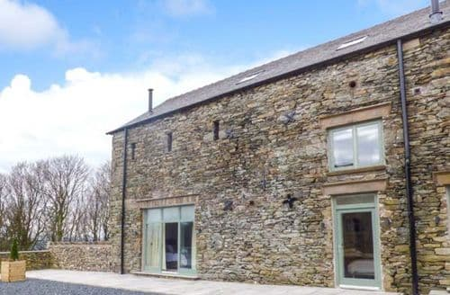 Big Cottages - Luxury Backbarrow Cottage S77755
