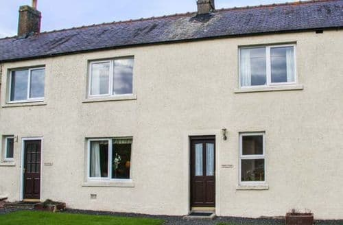 Big Cottages - Splendid Berwick Upon Tweed Cottage S72849