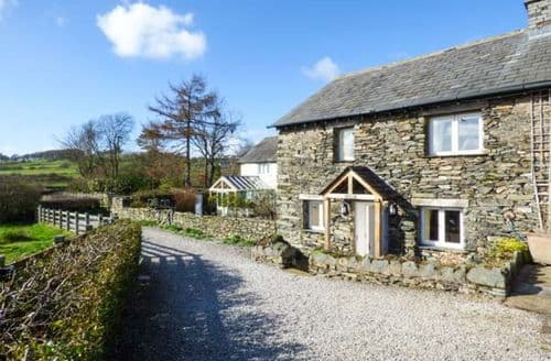 Last Minute Cottages - Kestrel Cottage