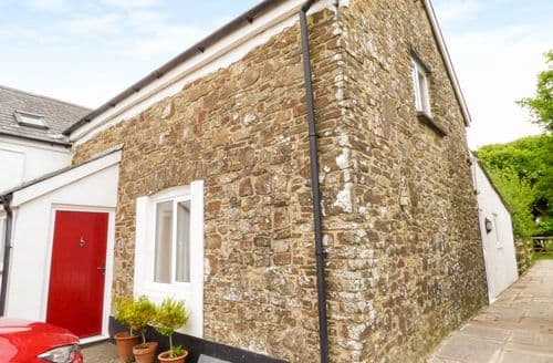 Last Minute Cottages - Gorgeous Umberleigh Cottage S81213
