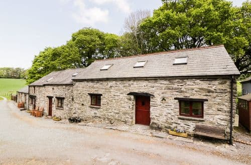 Last Minute Cottages - Ysgubor Cottage