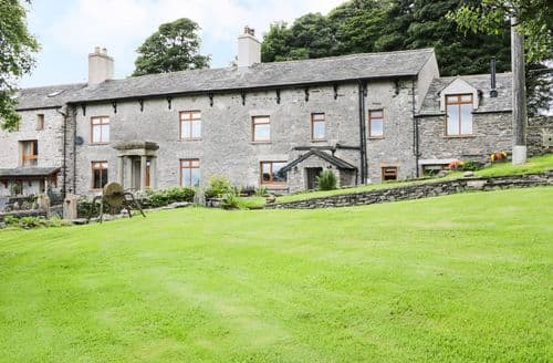 Last Minute Cottages - Luxury South Lakeland Cottage S81441