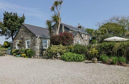 Last Minute Cottages - Anjarden Farmhouse