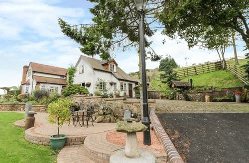 Last Minute Cottages - Splendid Shropshire Cottage S85237