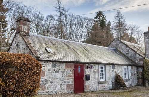 Last Minute Cottages - Delightful Glenprosen Cottage S86221