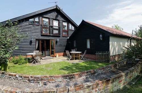 Dog Friendly Cottages - The Cart Lodge