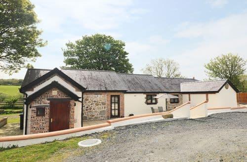 Big Cottages - Attractive Pentre Berw Cottage S70063